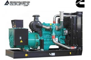 Дизель генератор от производителя